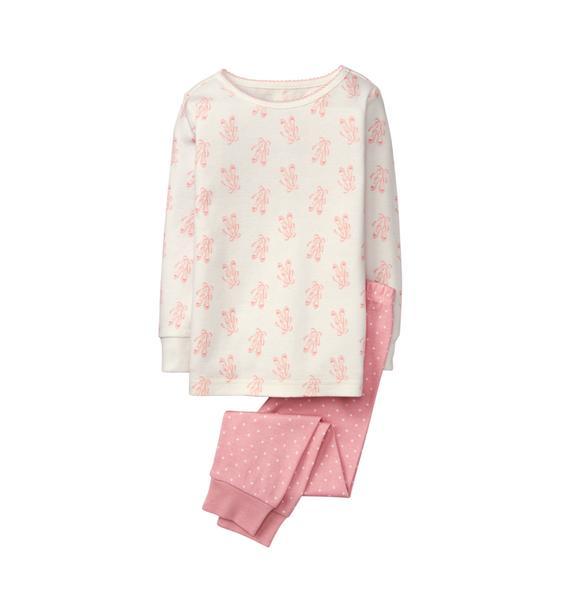 Ballet Pajama Set