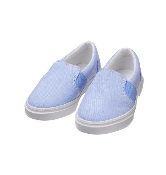 Oxford Slip-On Sneaker