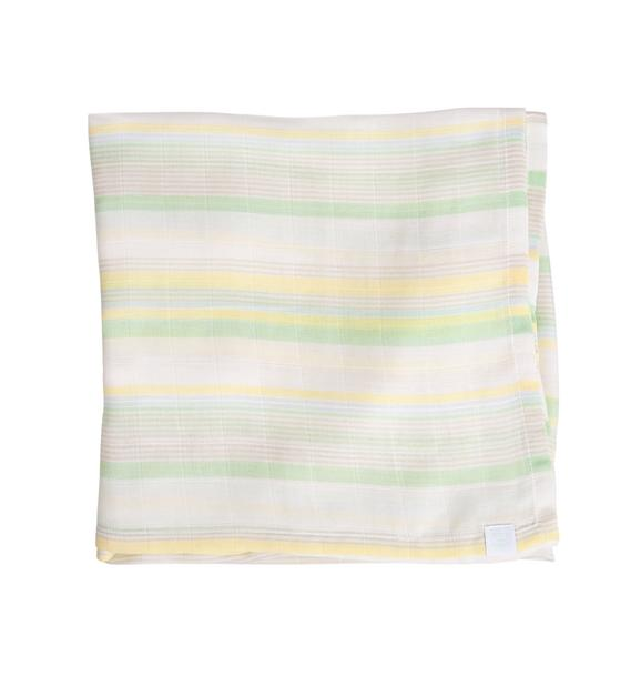 Striped Swaddle Blanket