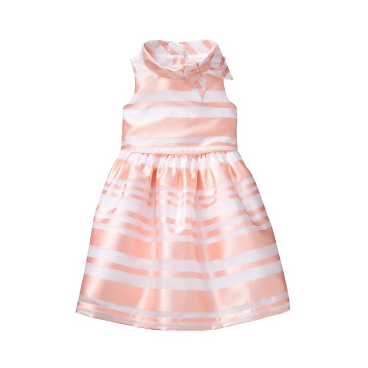 c5ef13eccfe3e Girl Pearl Pink Stripe Striped Organza Dress by Janie and Jack