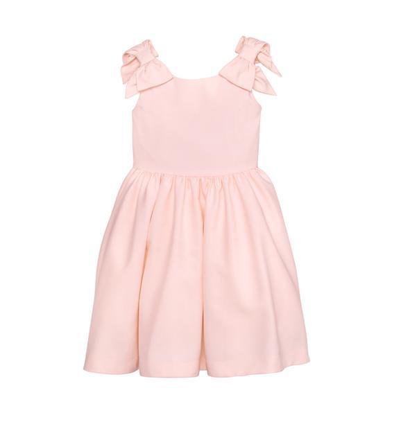 Bow Sleeve Dress