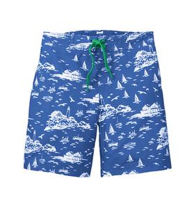 Seaside Swim Trunk