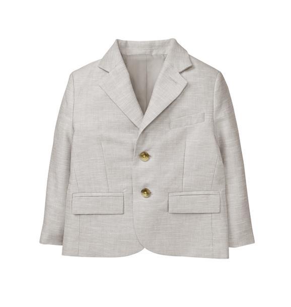 Linen Suit Blazer