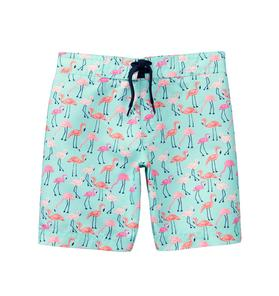 Flamingo Swim Trunk