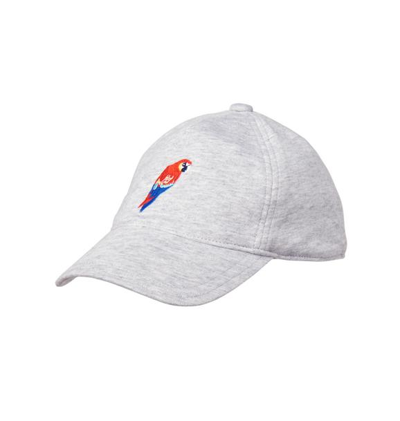 Knit Parrot Cap