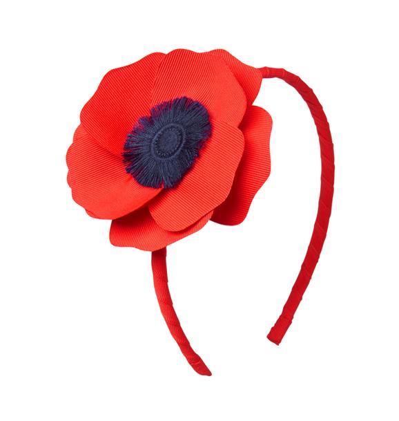 Poppy Headband