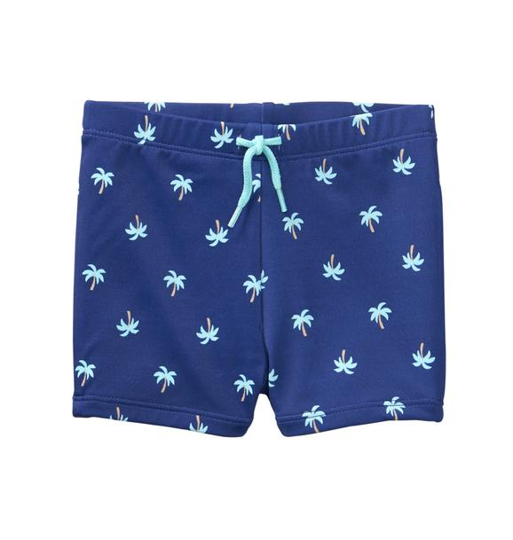 Palm Swim Short