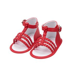 Braided Crib Sandal