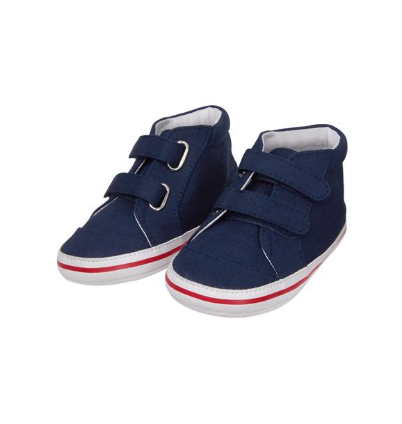 High-Top Crib Shoe
