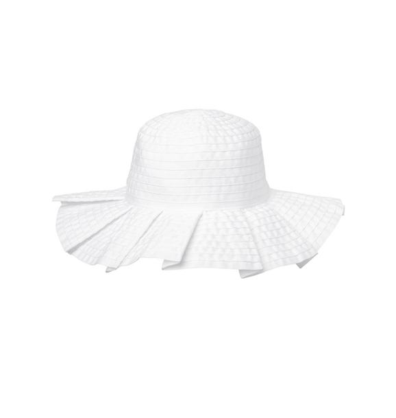 Pleated Sun Hat