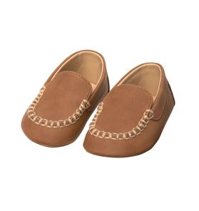 Loafer Crib Shoe