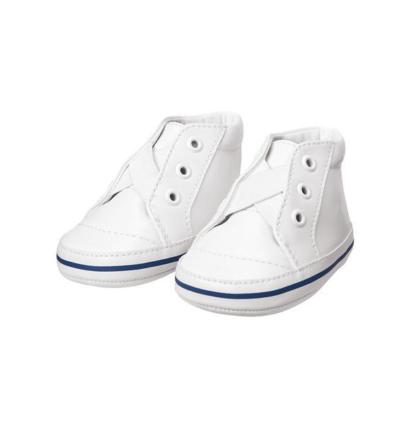 High-Top Crib Shoe