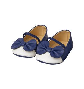 Bow Crib Shoe