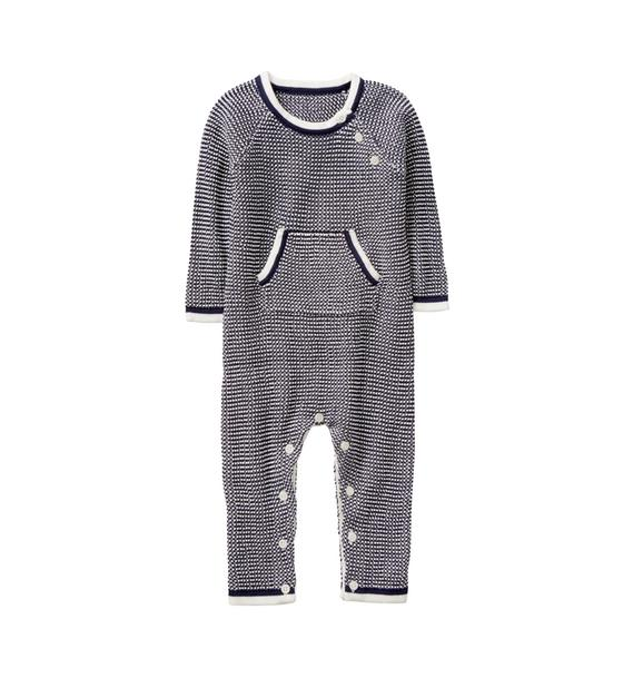 Knit Sweater 1-Piece