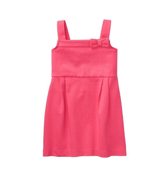 Ponte Bow Dress