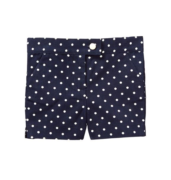 Dot Canvas Short