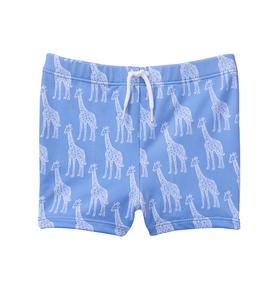 Giraffe Swim Short