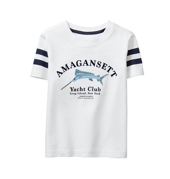 Yacht Club Tee