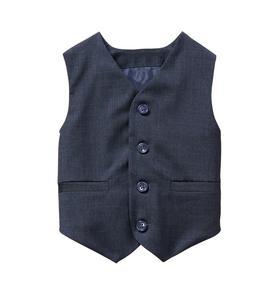 Wool Suit Vest