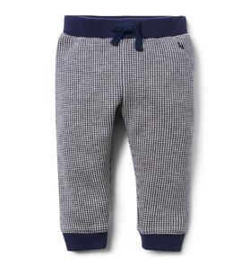 Herringbone Knit Jogger