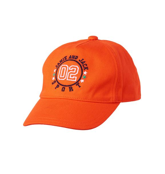 Embroidered JJ Sport Cap