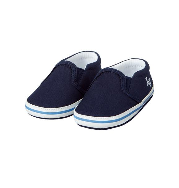 Slip-On Crib Shoe