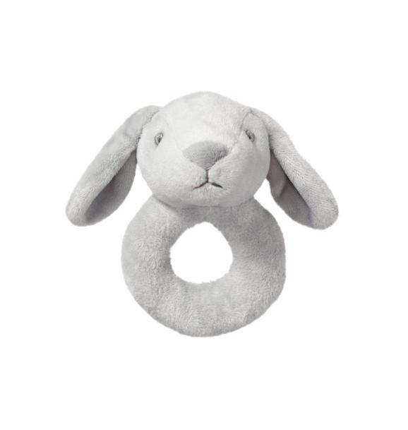 Plush Dog Rattle