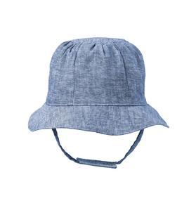 Chambray Sun Hat