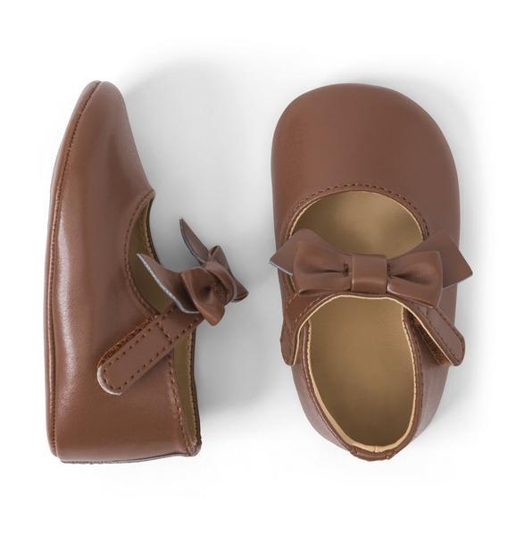 Bow Crib Shoe