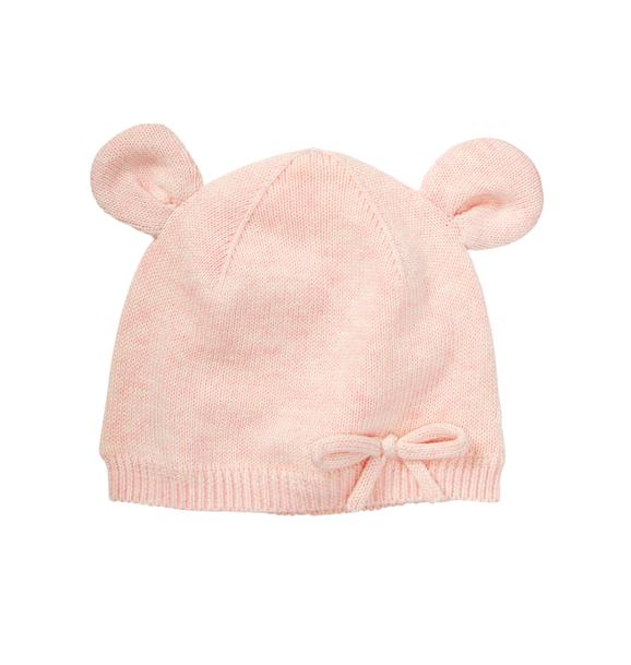 Bear Ear Sweater Beanie