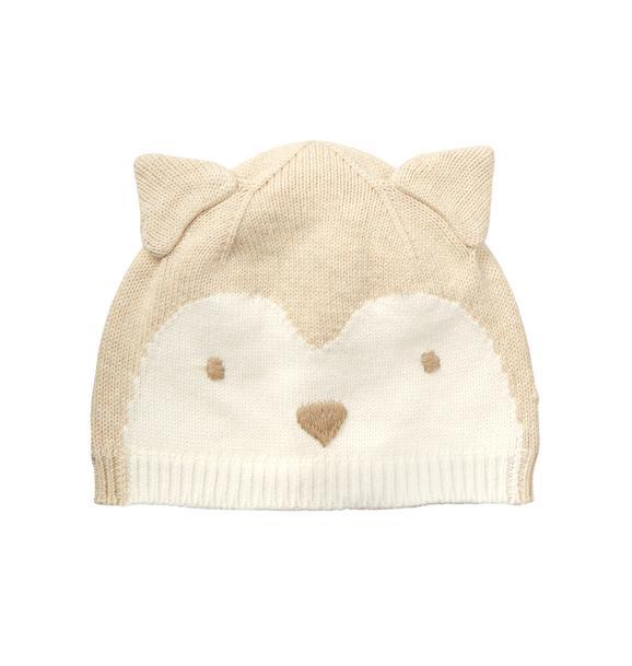 Owl Sweater Beanie