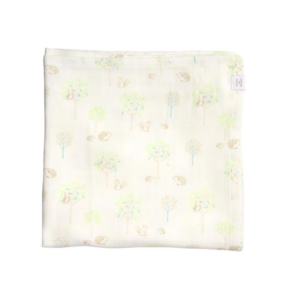 Meadow Print Blanket