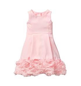 Bloom Hem Dress