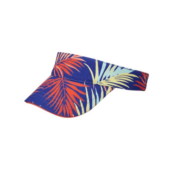 Palm Print Visor