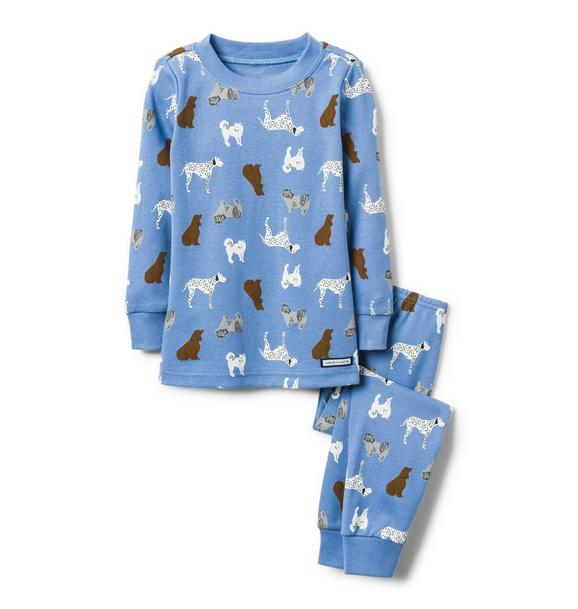 Dog Pajama Set