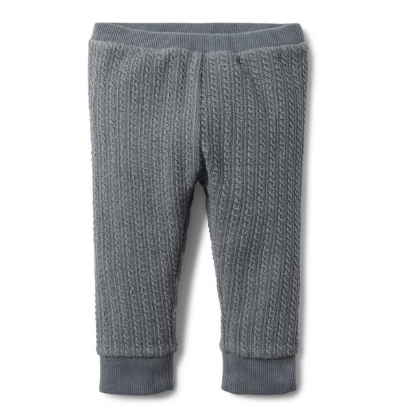 Cable Knit Pant