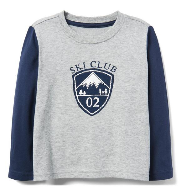 Ski Club Tee