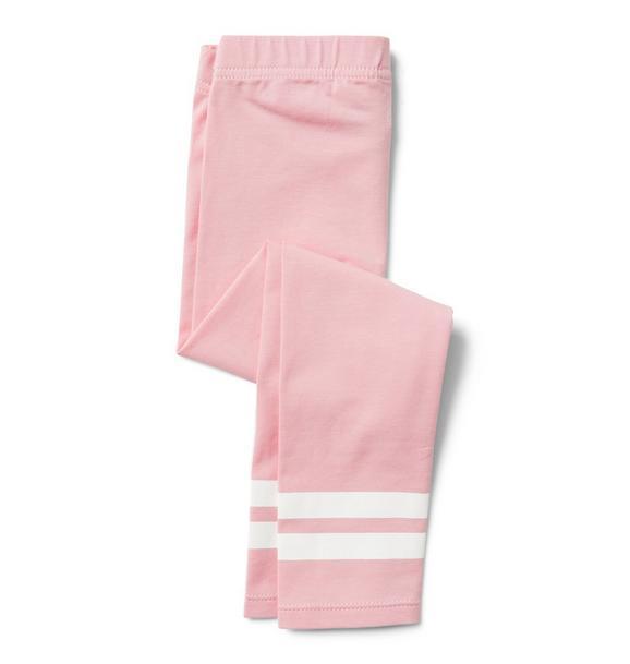 Striped Hem Pant