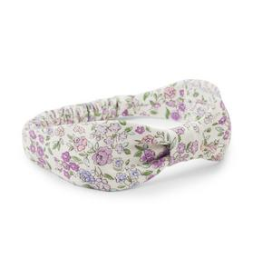Soft Floral Headband