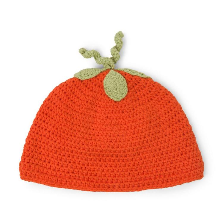 5b28886ff89 Accessories Pumpkin Orange Pumpkin Beanie by Janie and Jack