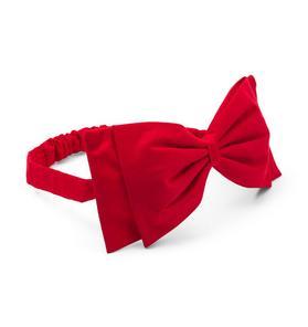 Soft Bow Headband