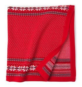 Fair Isle Sweater Blanket
