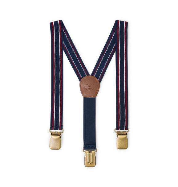Striped Suspender