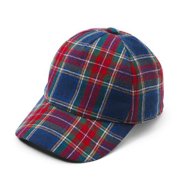 Tartan Cap