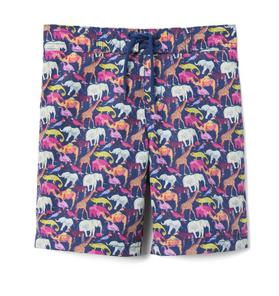 Liberty® Queue For The Zoo Swim Trunk