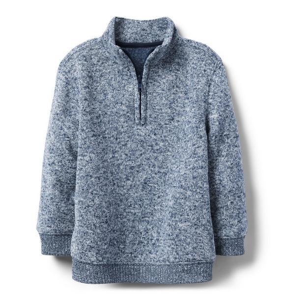 Fleece Pullover