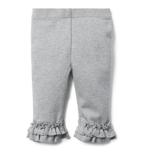 Ruffle Cuff Pant