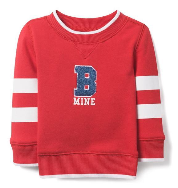 B Mine Sweatshirt