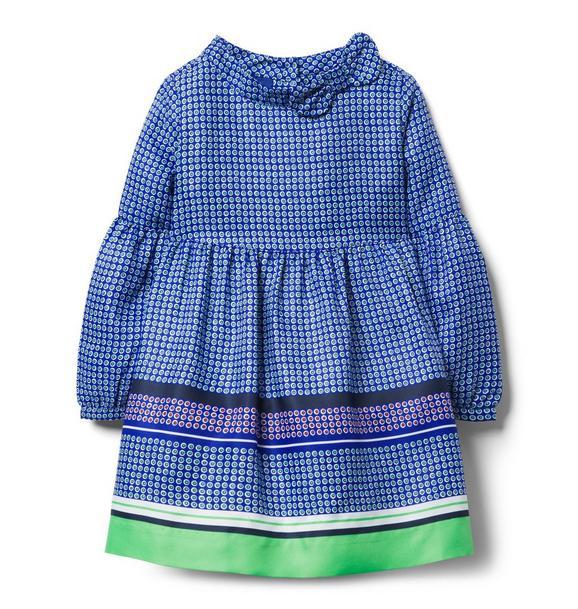 Dot Babydoll Dress