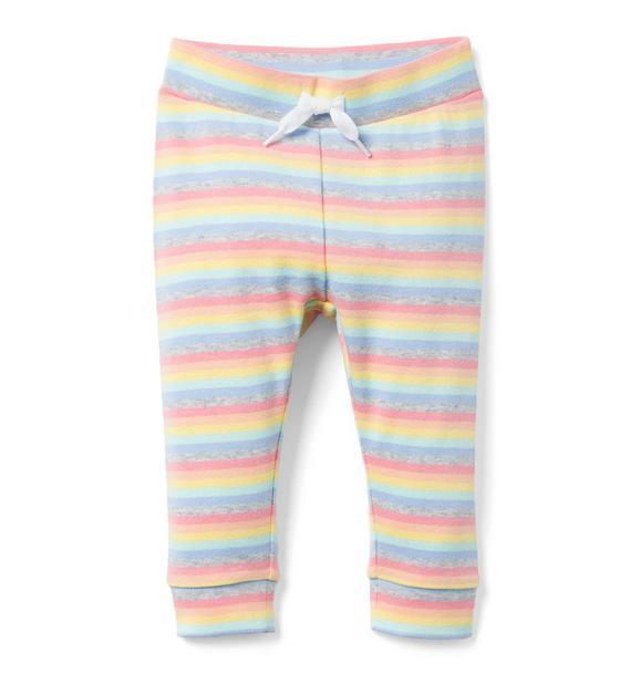 Striped Rainbow Pant